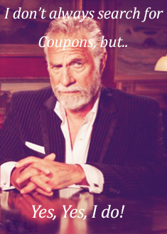 Discount Most Interesting man