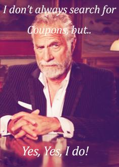 Discount Most Interesting man